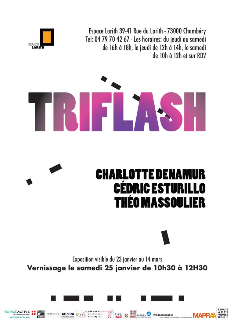 Triflash - Espace Larith 2020