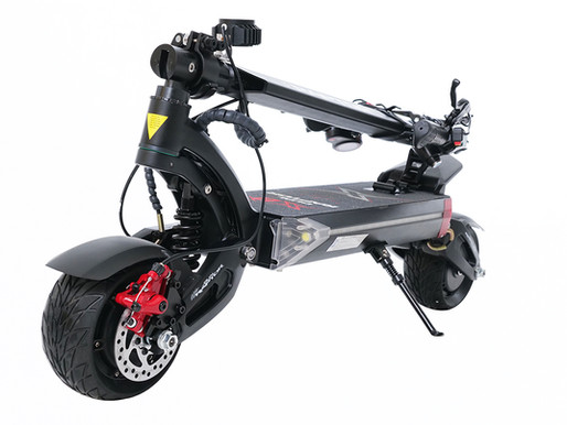 Dual Motor 8 Inch Tire Electric Scooters Fast Speed and Strong Power