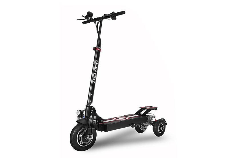 S3  Single motor 3 wheels 10 Inch lfolding e scooter