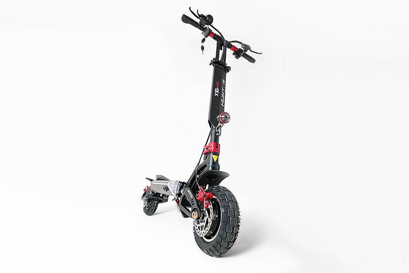 X10-PRO  Dual-motors 10 Inch off-road folding e scooter
