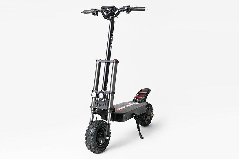 Z11-DUAL  Dual-motors 11 Inch off-road folding e scooter