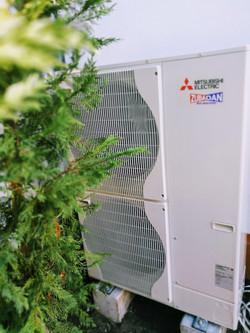 Soltvadkert, Hőszivattyú 14 kW