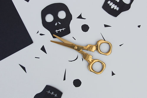 Heavy Duty Dead Sharp Skull Scissors