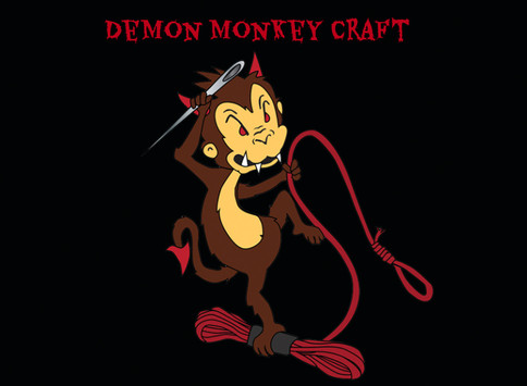 Busy busy Demon Monkey!