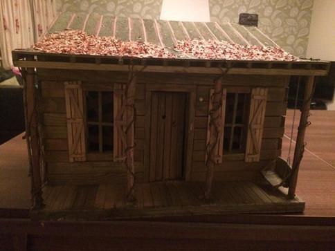 Progress! and mini-Cabins