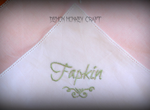 Fancy Fapkin