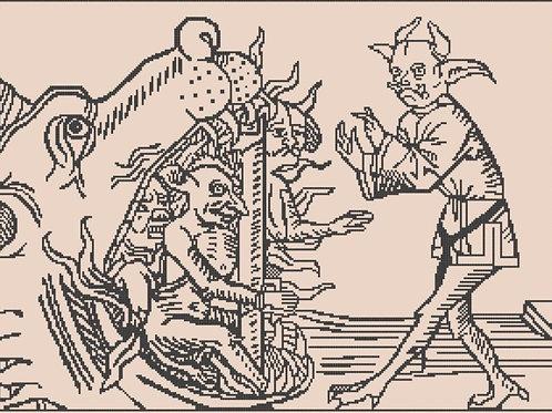 Belial, Biblical Demon Pattern