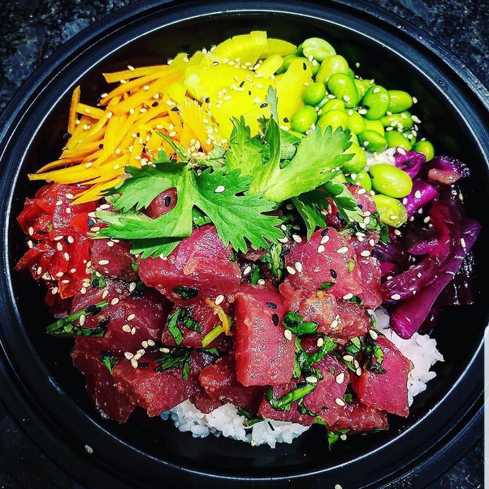 Tamashii Poke Rainbow Bowl