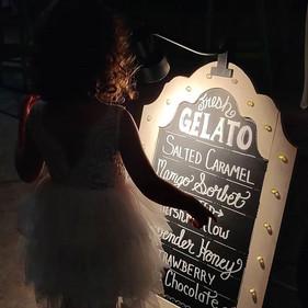 Oh So Gelato helps make magic._#gelatoca