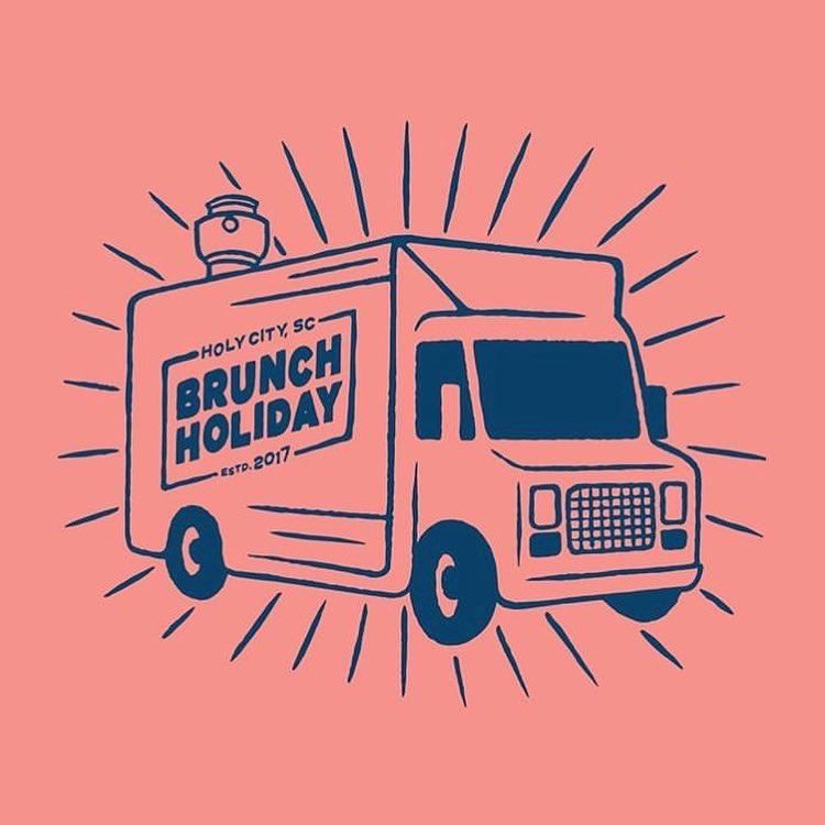 Brunch Holiday Logo
