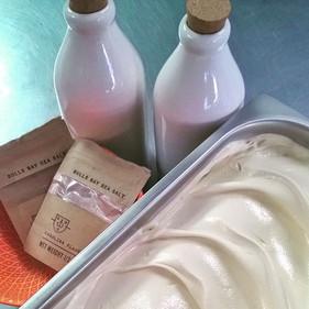 Salted Caramel Latte gelato, it's what's