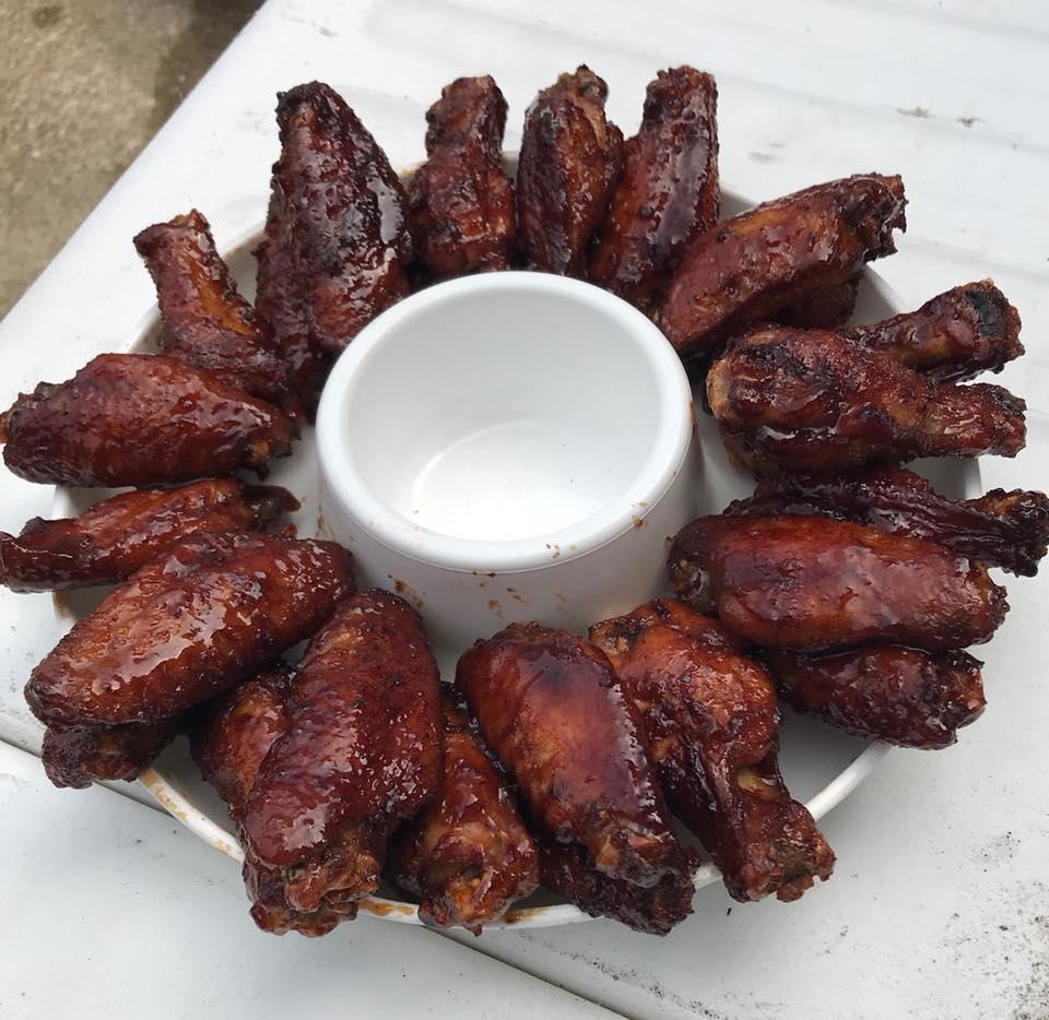 Smokin' Gringo's Wings