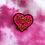Thumbnail: 'URINE MY HEART' enamel pin badge