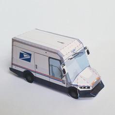 USPS Van!