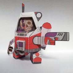Corrupted Cosmonaut