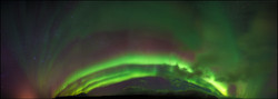 Northern Lights Over Pingvellir