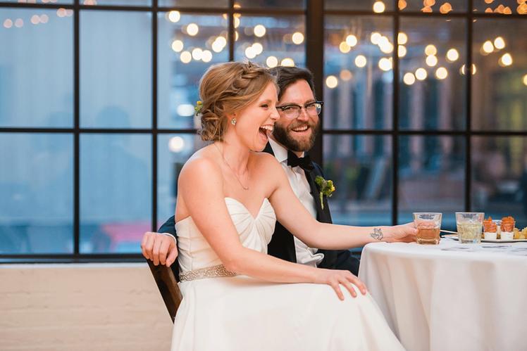 The Pointe Wedding in Louisville, Kentucky