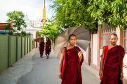 Monastery Walk