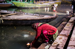 Devotions at the Ghats