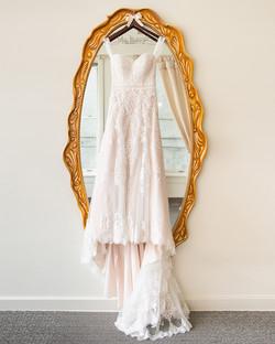 Liz's Wedding Dress