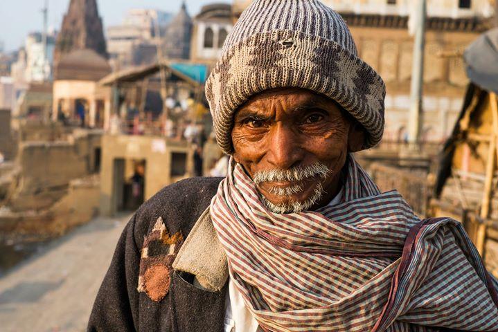 Varanasi Man