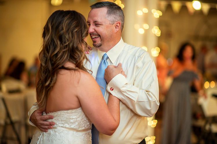 Father Daughter Dance Mellwood Arts Center Louisville, KY  © Stef Elizabeth Photo - Wedding Photographer Serving Louisville, Lexington and Cincinnati