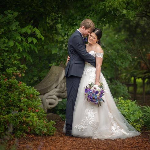 Yew Dell Botanical Gardens Wedding