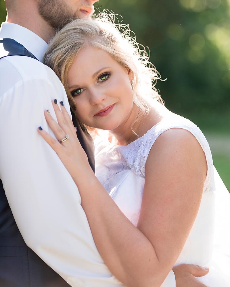 Melissa's Bridal Portrait