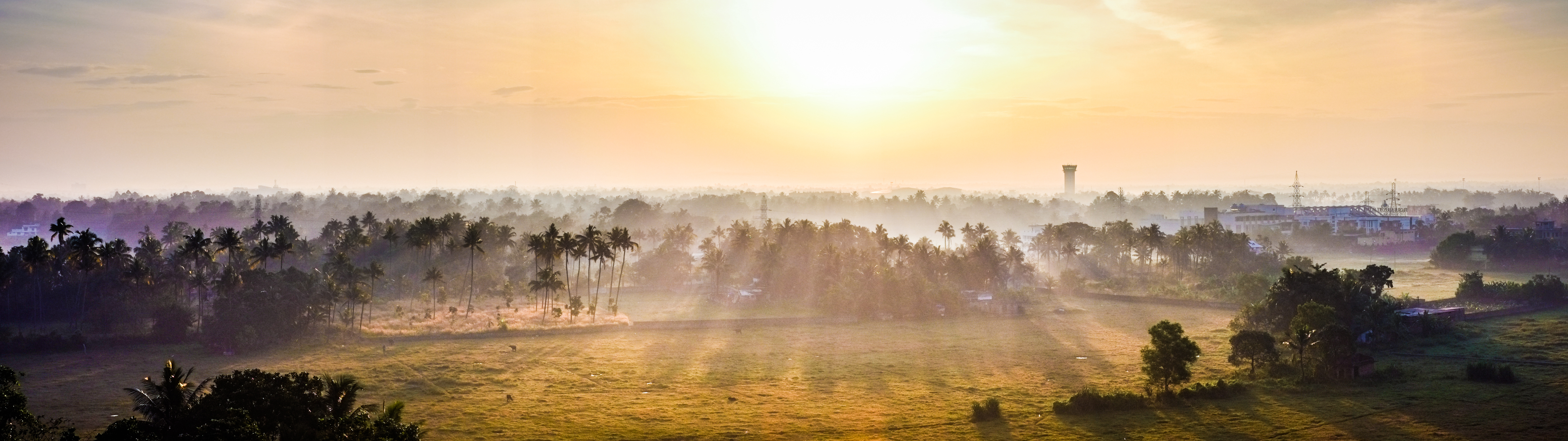 Angamaly Sunrise