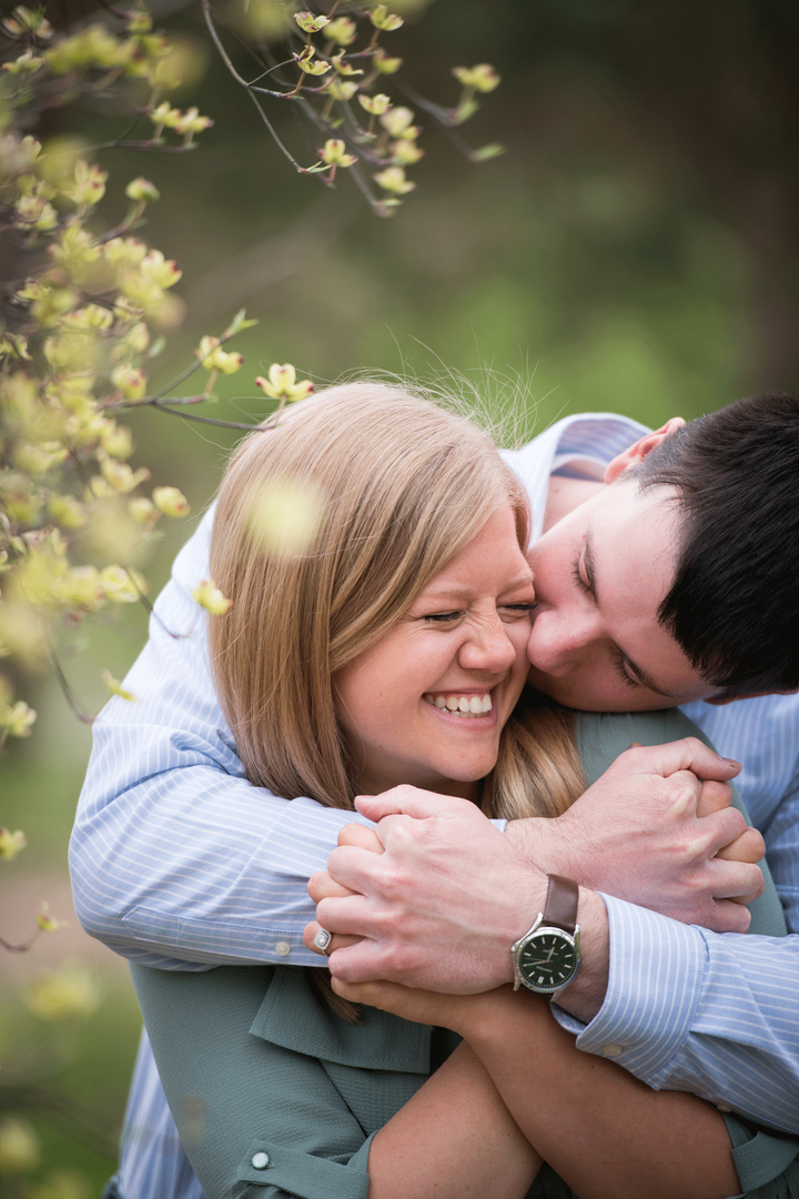 Creasey Mahan Engagement Session