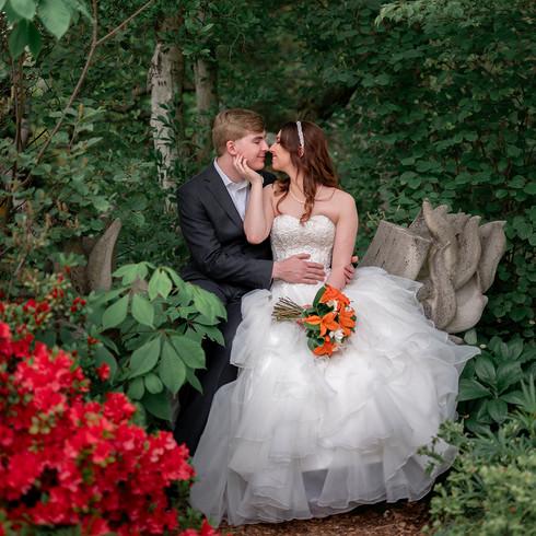 Yew Dell Gardens Wedding