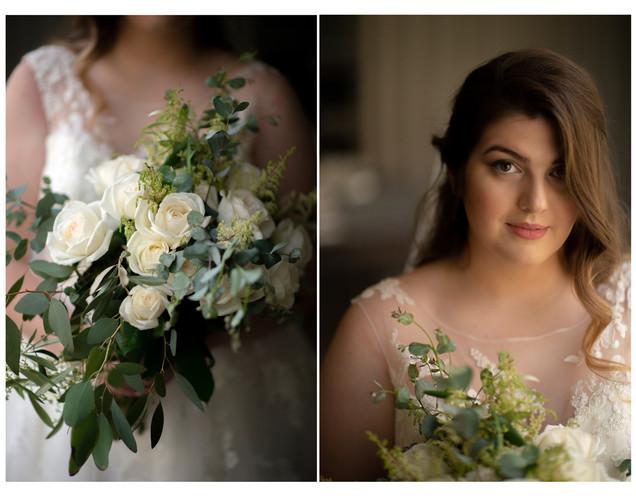 Holly's Bridal Portrait