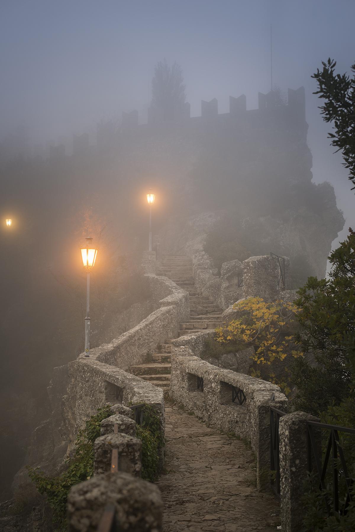 San Marino Fortress