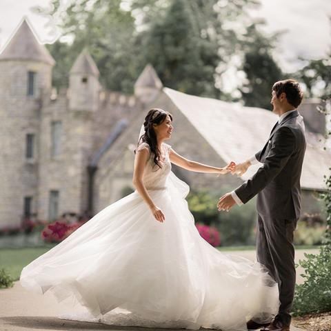Yew Dell Botanical Gardens Crestwood, Kentucky  © Stef Elizabeth Photo | Wedding Photographer Serving Louisville, Lexington and Cincinnati