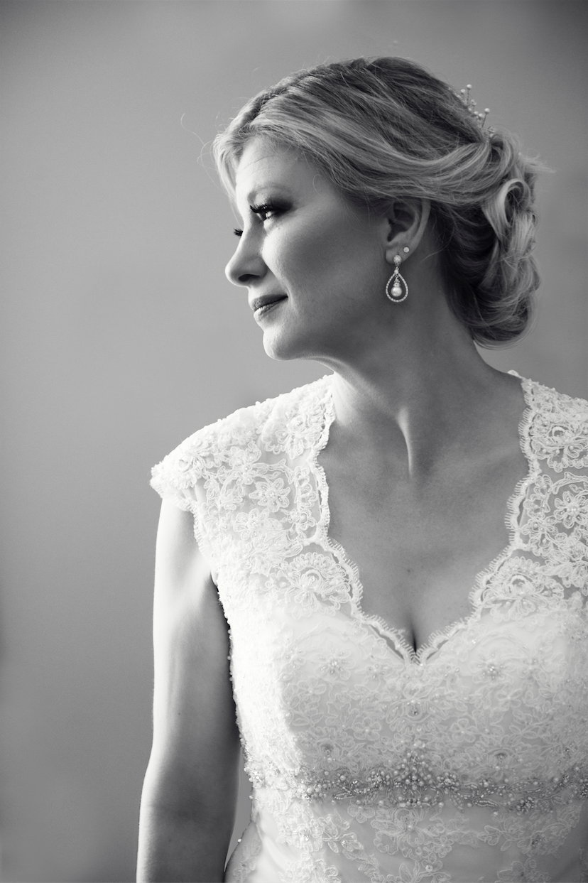 Kimberly Bridal Portrait