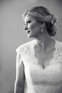 Kimberly Bridal Portrait