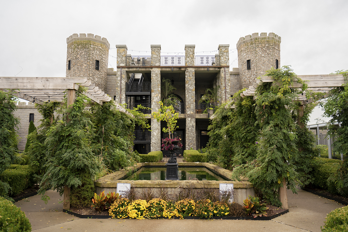 The Kentucky Castle