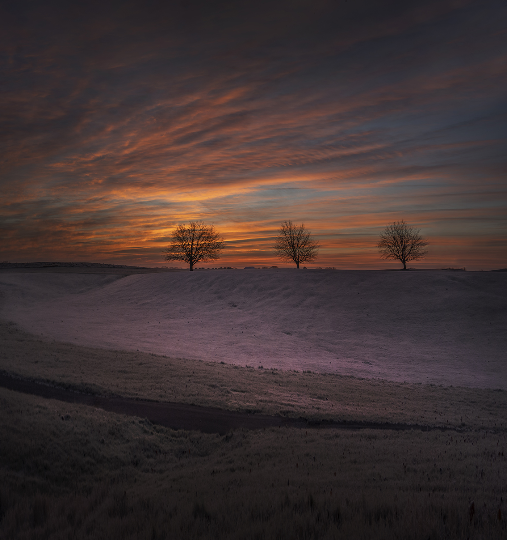 Kentucky Winter Sunrise