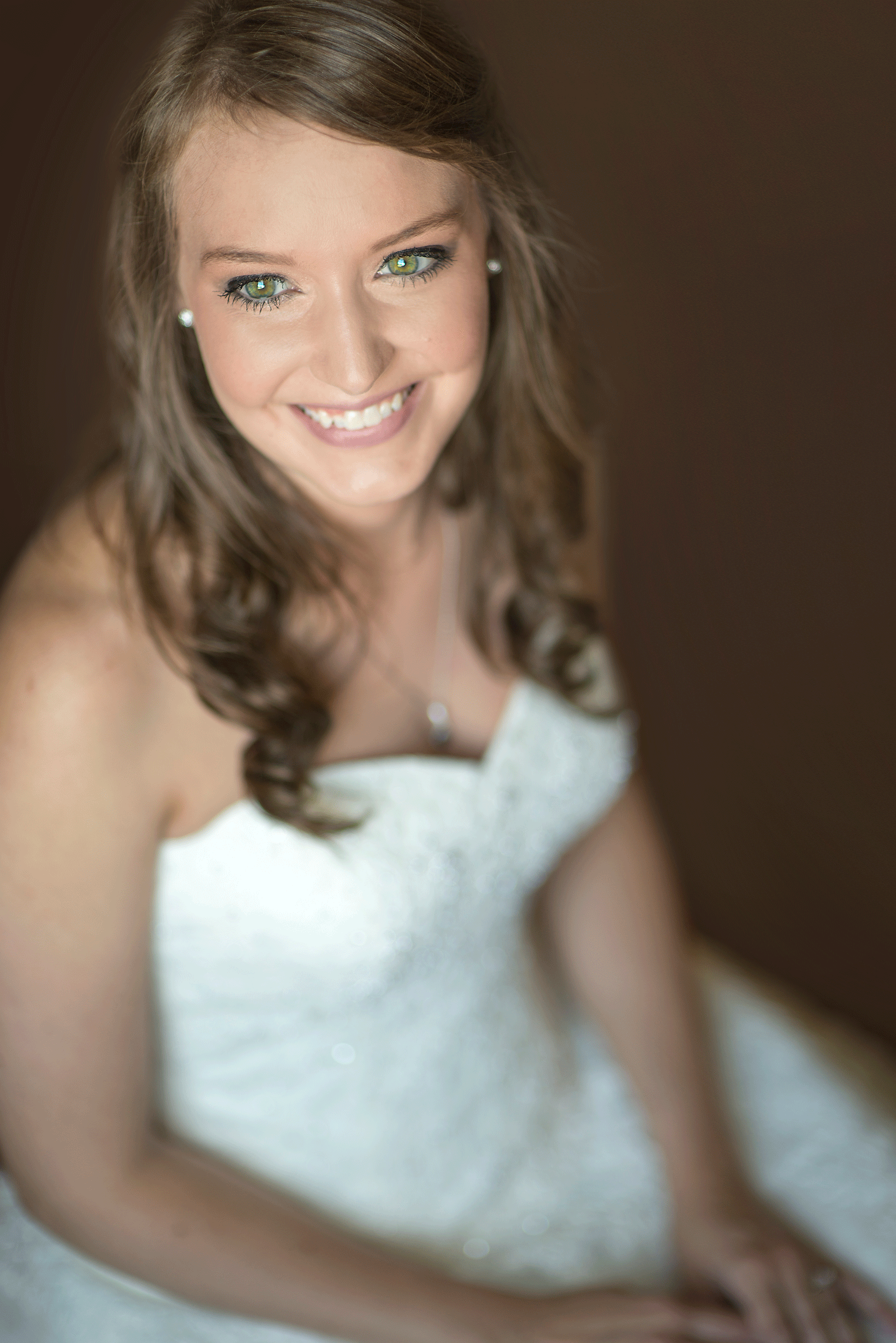 Caleh's Bridal Portrait