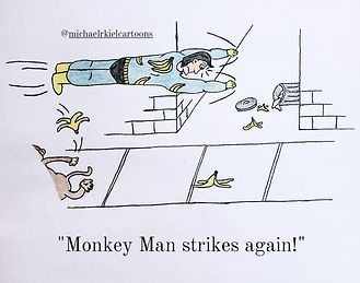gag cartoon monkey man strikes again.jpg