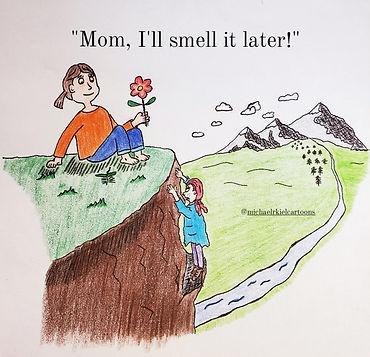 gag cartoon I'll smell it later.jpg