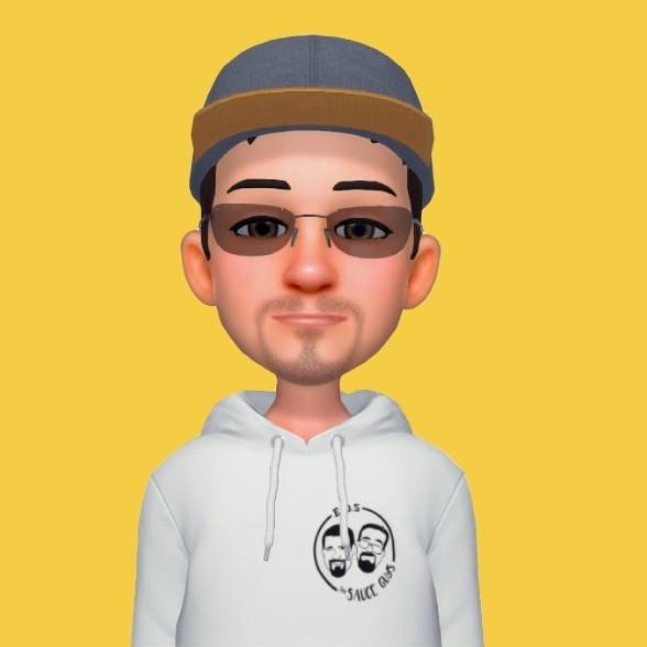 Emoji of Eric Morningstar