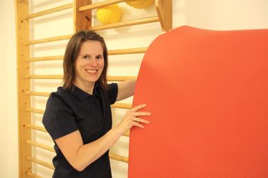 Physiotherapeutin Nadine Rodehorst