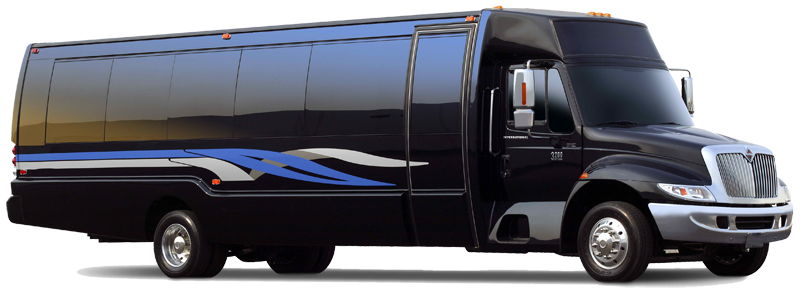 party bus black limo dc.png