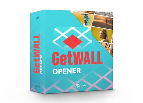 GetWALL Opener