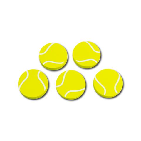 Tennis Ball Erasers