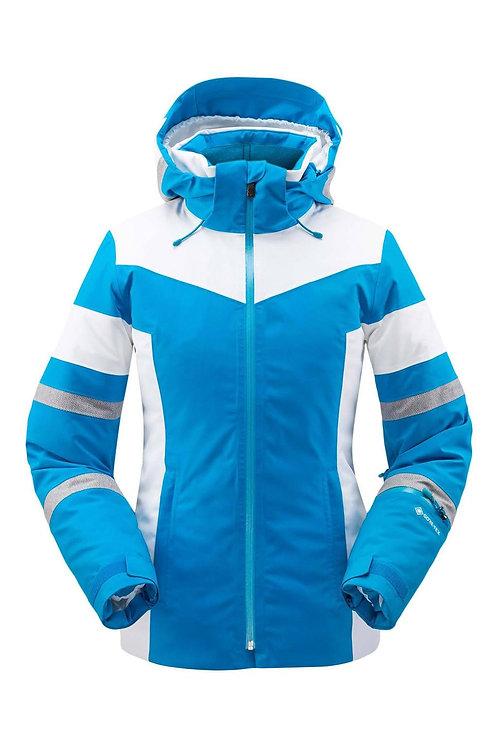 Women's Spyder Captivate GTX Infinium Jacket in Lagoon