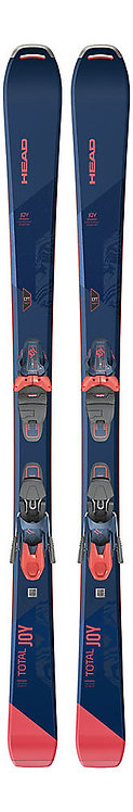 Head Total Joy Skis with Joy 11 GW Bindings - Women's 2020-21