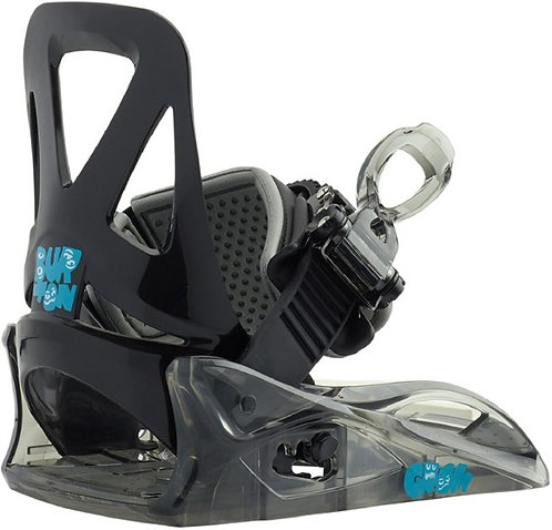 Burton Grom Disc Snowboard Bindings
