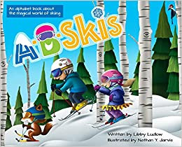 A-B-Skis Book by Libby Ludlow